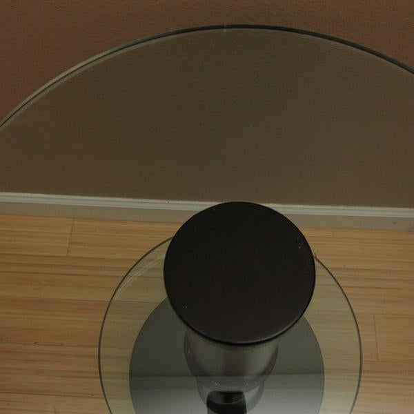 Fontana Arte Gio Ponti Design Round Side/End Table For Sale - Image 4 of 10