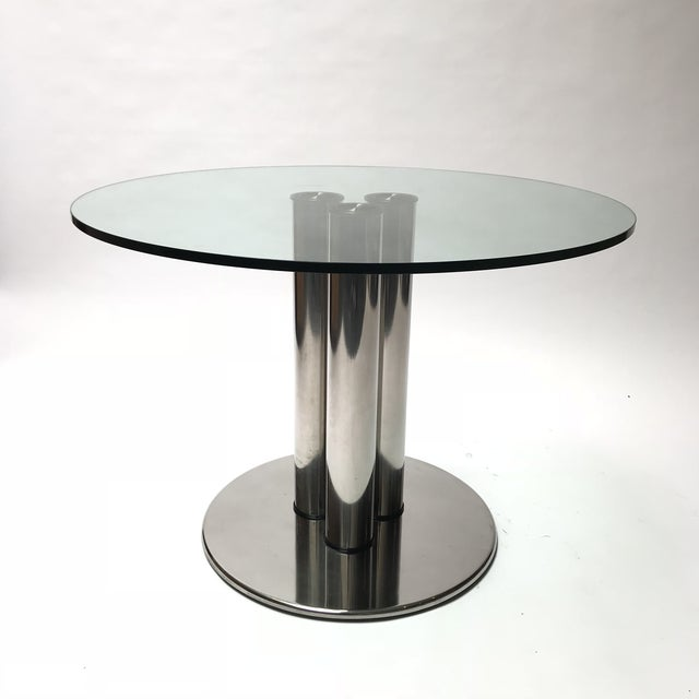 Marcuso Dining Table for Zanotta For Sale - Image 12 of 13
