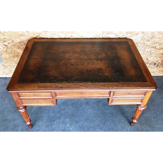 Mid 19th Century Antique Desk For Sale - Image 4 of 4