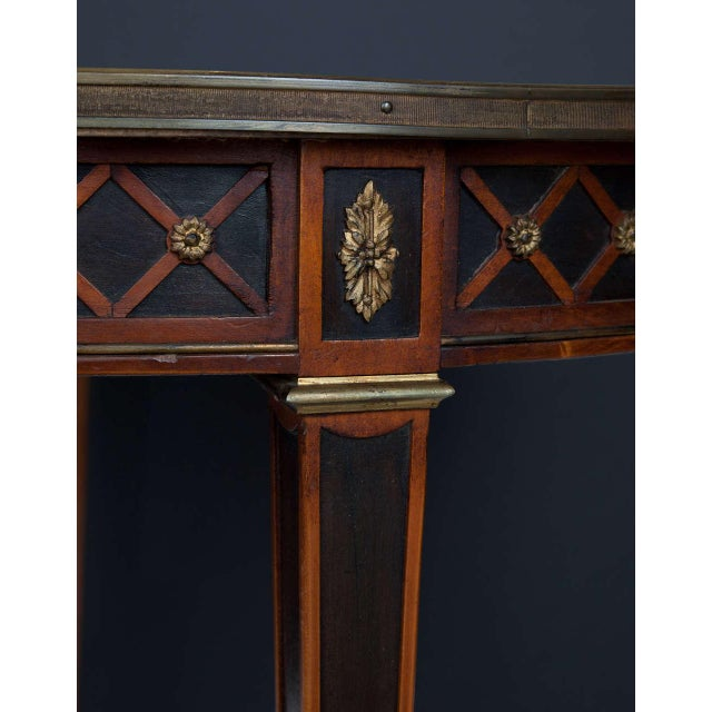1960s Louis XVI Style Gueridon For Sale - Image 5 of 10