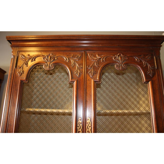 Henredon Fine Furniture Armoire - Image 5 of 9