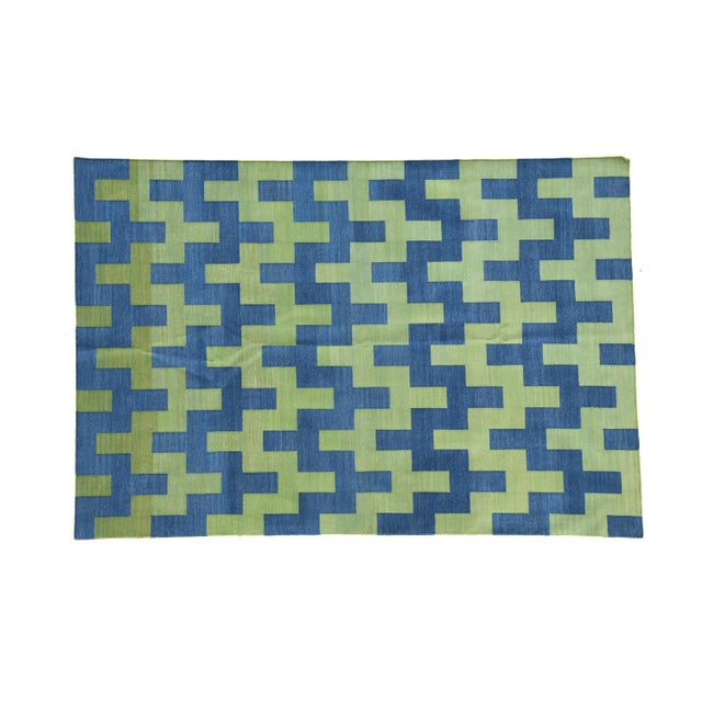 Not Yet Made - Made To Order Nashik Rug, 12X15 For Sale - Image 5 of 5