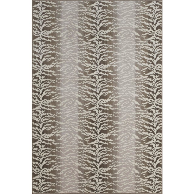 "2010s Stark Studio Rugs Tabby Stone Rug - 3'11"" X 5'10"" For Sale - Image 5 of 8"