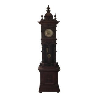 1840-1860 Antique French Marriage Clock