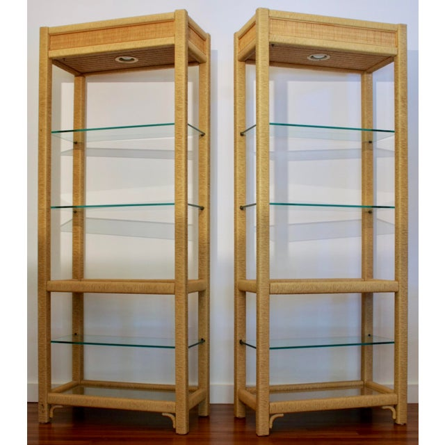 Gabriella Crespi - Style Etageres, a Pair For Sale - Image 13 of 13