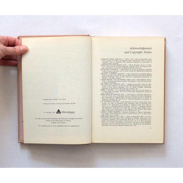 1950s 1958 Vintage Children's Fiction Book For Sale - Image 5 of 8