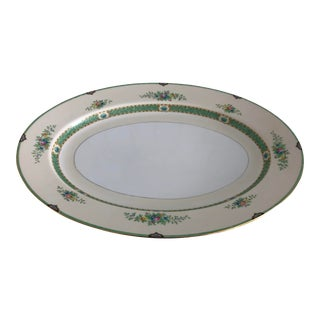 "1940s Noritake China ""Leandro"" Serving Platter For Sale"