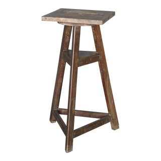 Antique 19th Century Sculptor's Stand For Sale
