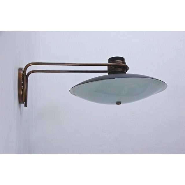 Italian Studio Wall Lamp For Sale In Los Angeles - Image 6 of 10