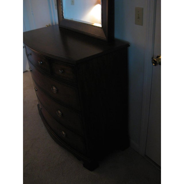 Ethan Allen Dresser with Mirror - Image 11 of 12