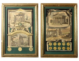 Image of Neoclassical Reproduction Prints