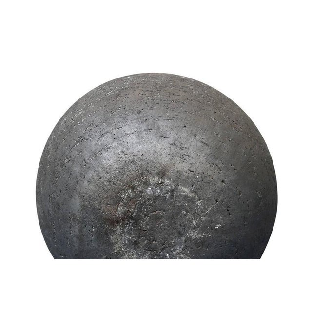 Large Raku Vessel by Dieter Balzer For Sale - Image 10 of 11
