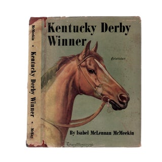 "1949 ""Kentucky Derby Winner"" Collectible Book For Sale"