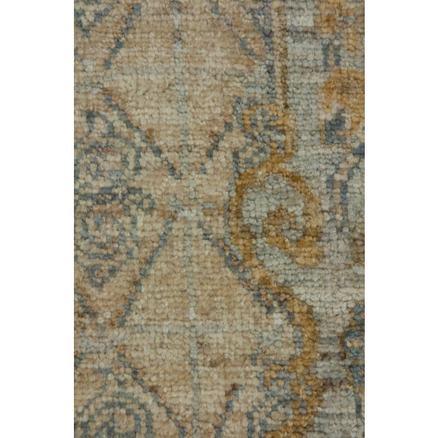 "Traditional Hand Knotted Runner - 3'2"" X 7'10"" - Image 3 of 3"