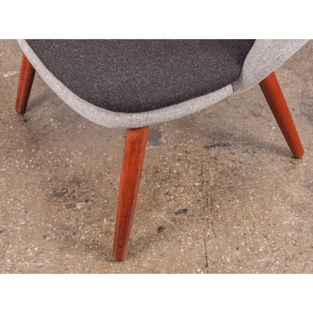 Kurt Olsen Easy Chairs - a Pair For Sale - Image 10 of 11