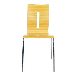Allermuir Scoop Stacking Chair For Sale