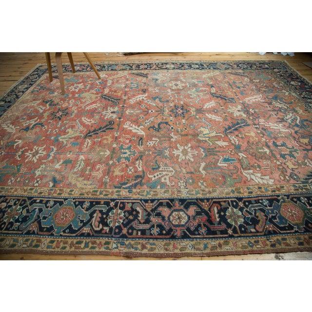 "Vintage Heriz Carpet - 8'3"" X 11'3"" - Image 8 of 10"