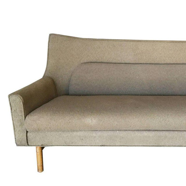 "Paul McCobb ""Pagoda"" Style Arched Sofa - Image 5 of 7"