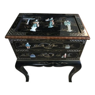 20th Century Chinese Mother of Pearl Chest For Sale