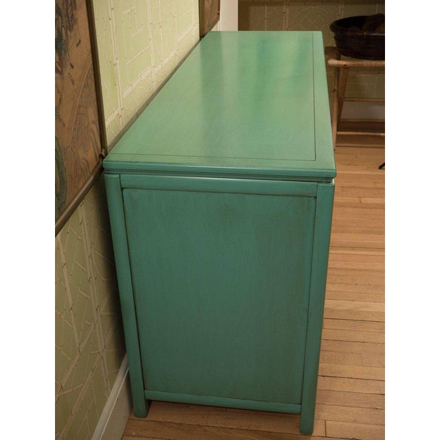 Thomasville Turquoise Chest - Image 8 of 11