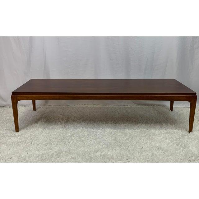 Mid-Century Modern 1950s Mid-Century Modern Lane Rhythm Coffee Table For Sale - Image 3 of 12
