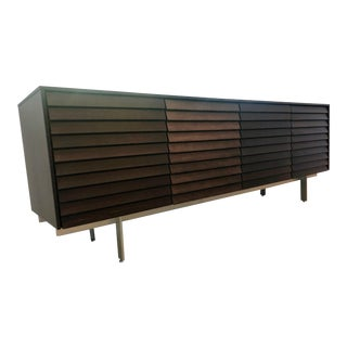 Mid-Century Modern Design Within Reach Sussex Dining Credenza For Sale