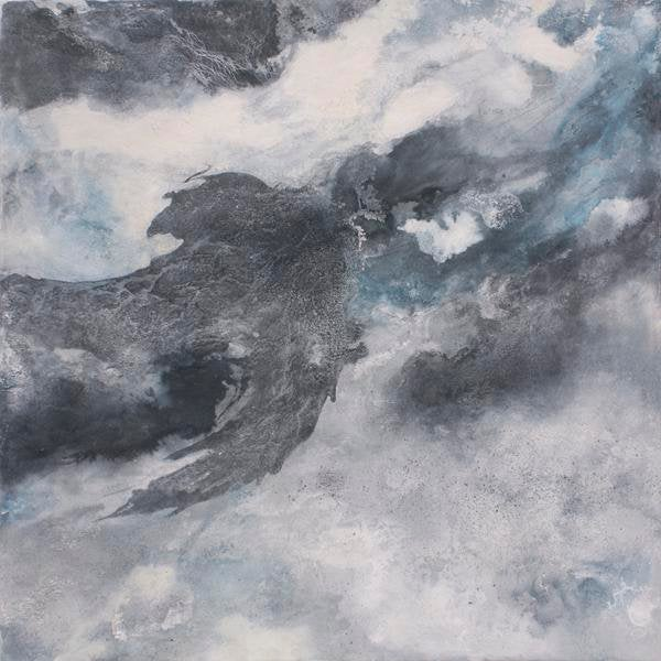 Sheryl Daane Chesnut, Soar (1) Painting, 2017 For Sale