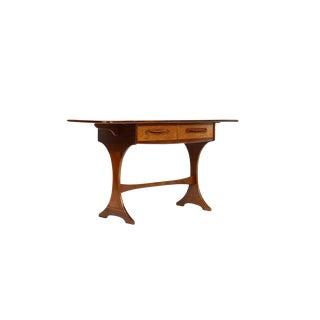 1960s Danish Modern Fresco Line for G-Plan Entry/Key Table For Sale