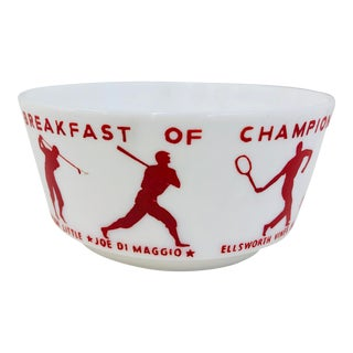 Breakfast of Champions Bowl For Sale