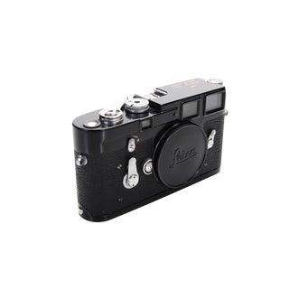 Leica M3 Black 1959 Professional Rangefinder Camera For Sale