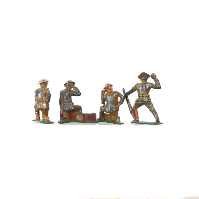 1940s Set of Lead War Toys - Image 6 of 6