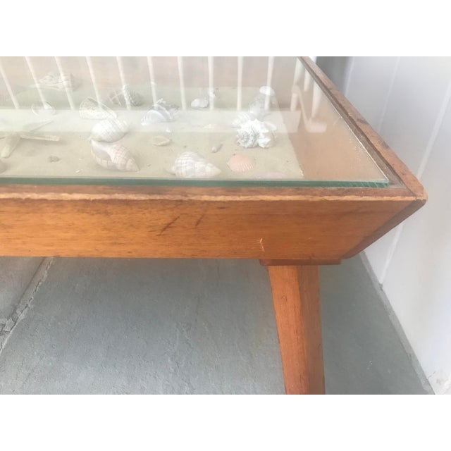 20th Century Americana Beachcomber Pine Coffee Table For Sale - Image 10 of 13