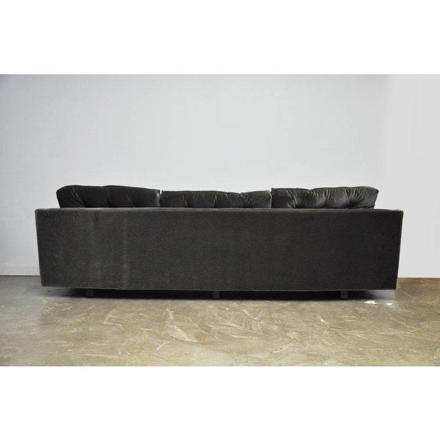 Harvey Probber Curved Sofa For Sale In Chicago - Image 6 of 7