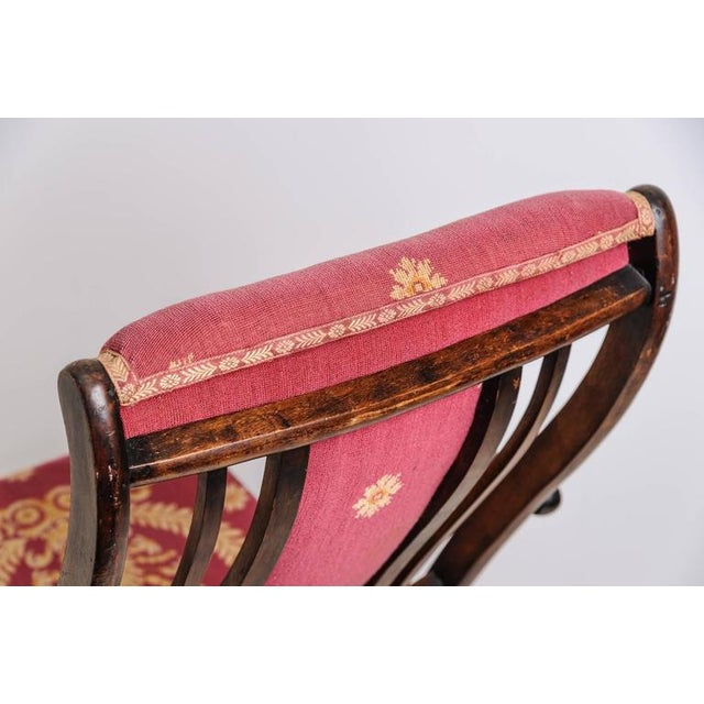 19th Century, French, Napoleonic Campaign Style Folding Chair - Image 5 of 9