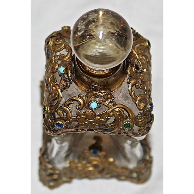 Hollywood Regency Perfume Bottle - Image 6 of 7