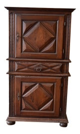 Image of French Armoires Wardrobes and Linen Presses