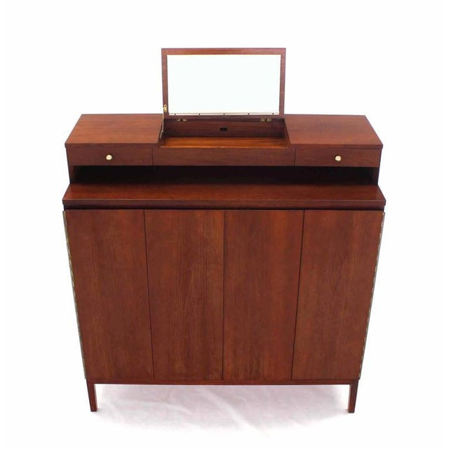 Mid 20th Century Mid-Century Modern Paul McCobb for Calvin High Chest For Sale - Image 5 of 11