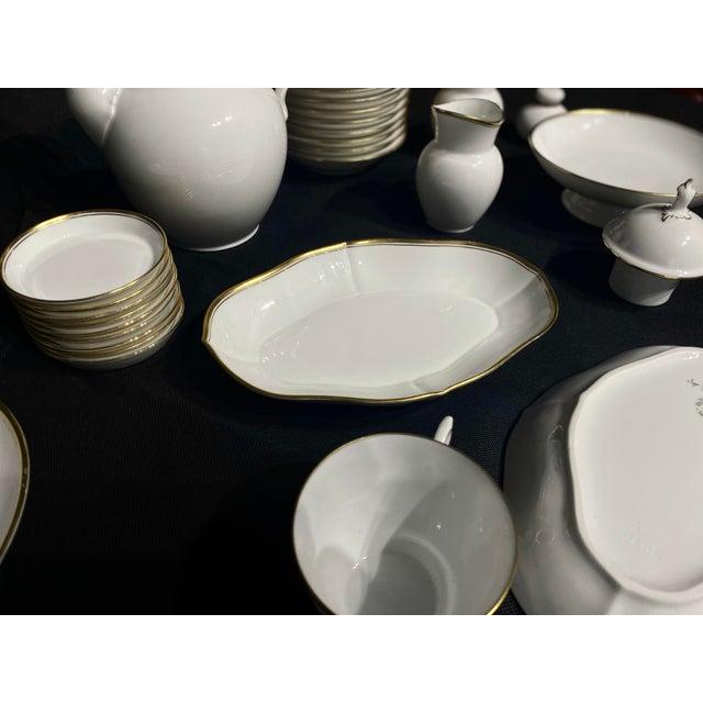 1960s 1960s Tea Set by Royal Copenhagen - Set of 35 For Sale - Image 5 of 10