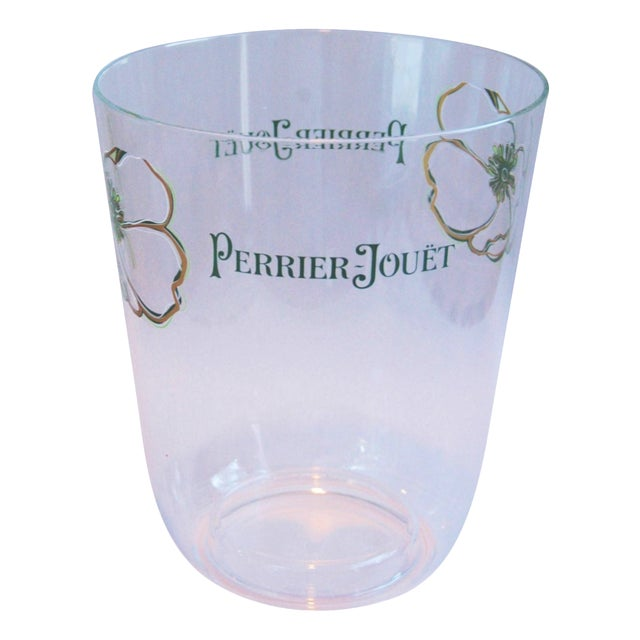 Vintage Perrier Jouët Champagne Wine French Bucket Chiller For Sale