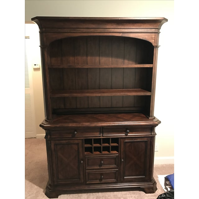 Solid Wood Hutch - Image 6 of 6