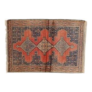 1960s Leon Banilivi Persian Senneh Rug For Sale