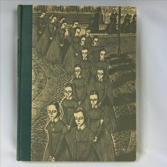 1943 Book With Art, Charlotte Bronte's Jane Eyre - Image 3 of 7