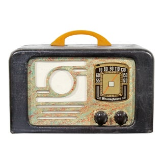 Art Deco Westinghouse Bakelite Radio For Sale