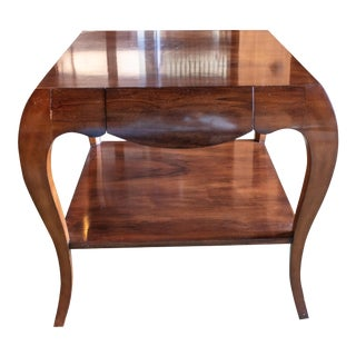 Theodore Alexander by Keno Bros Fine Point Accent Table For Sale