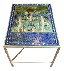 Image of Persian Tables