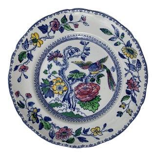 "Vintage Wedgwood ""Davenport"" Plate (6.75"" W) For Sale"