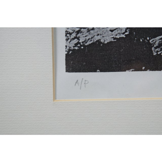 Black To Rene Magritte: Forbidden Realm 1994 Jud Yalkut Photoprint For Sale - Image 8 of 13