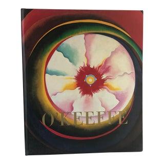Large Georgia O'Keeffe Hardback Book