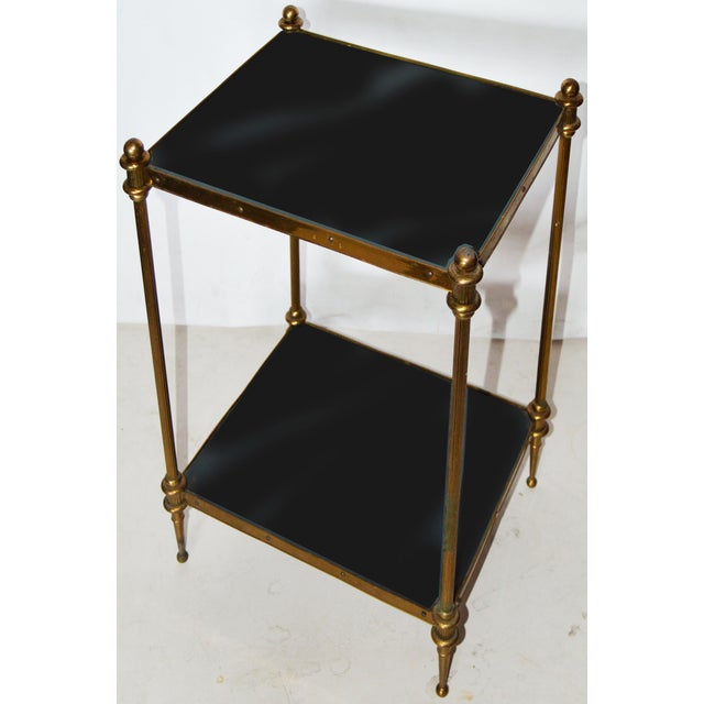 Vintage Maison Jansen Style Side Tables - A Pair - Image 6 of 7