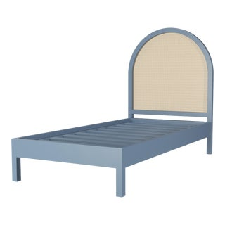 Eva Bed - Twin - Summer Mist Blue For Sale